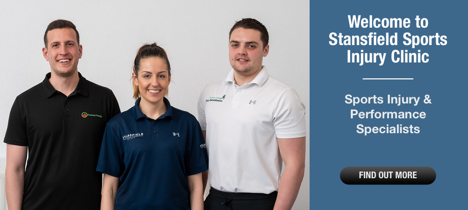 Welcome to Stansfield Sports Injury Clinic - Bolton.